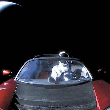 Will Elon Musk's Tesla Roadster Crash Into Earth?